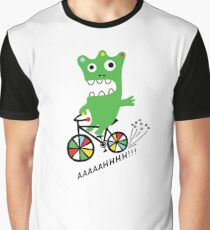 Critter Bike  Graphic T-Shirt