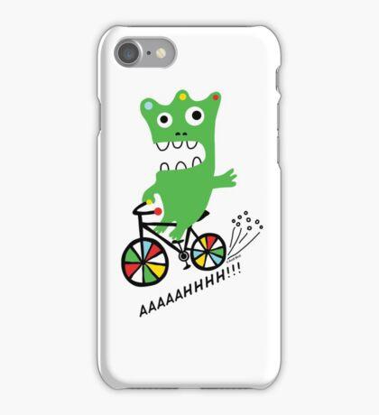 Critter Bike  iPhone Case/Skin