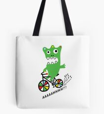 Critter Bike  Tote Bag