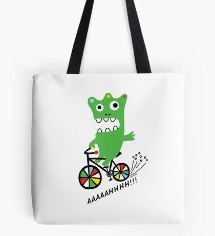 Critter Bike  Tote Bag