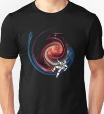 Space Leisure Time - Painting A Dragon Unisex T-Shirt