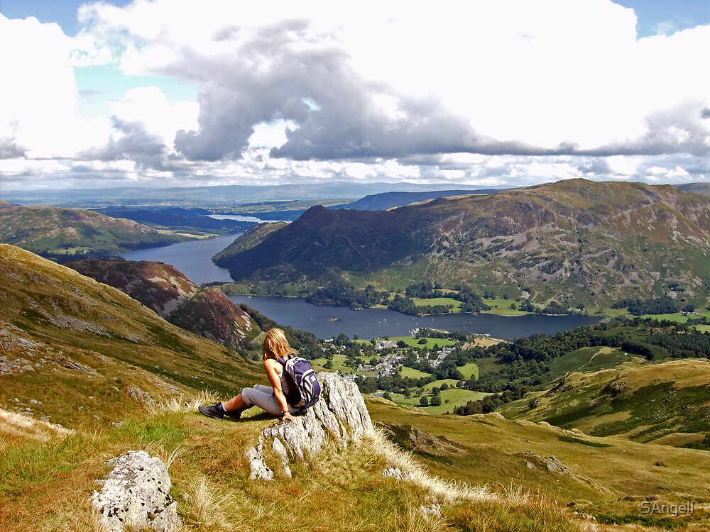The Lakes - Ullswater by SAngell