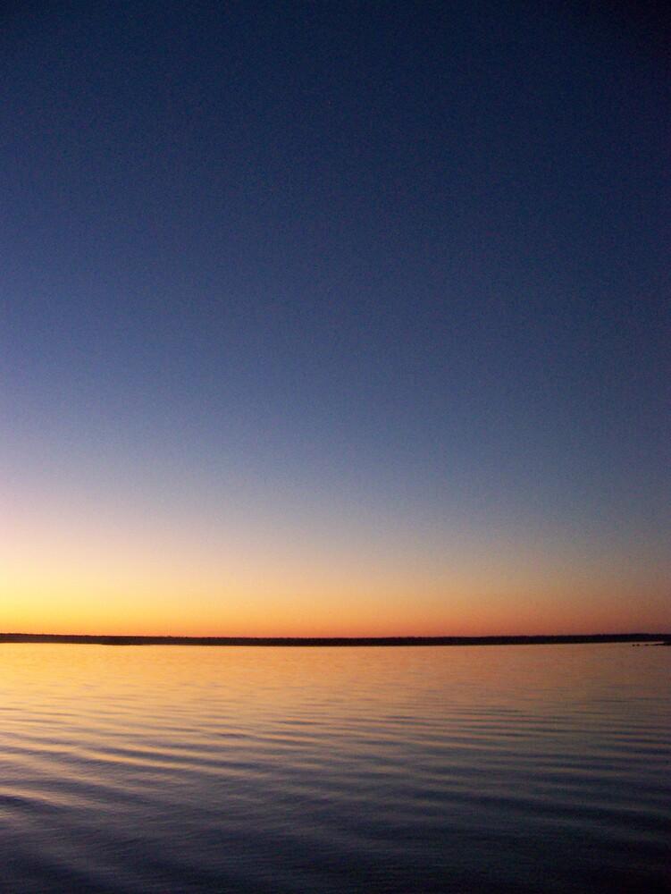 sunset  by Kerri Richards