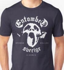 Entombed (White) T-Shirt