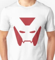 Hex White and Red Unisex T-Shirt