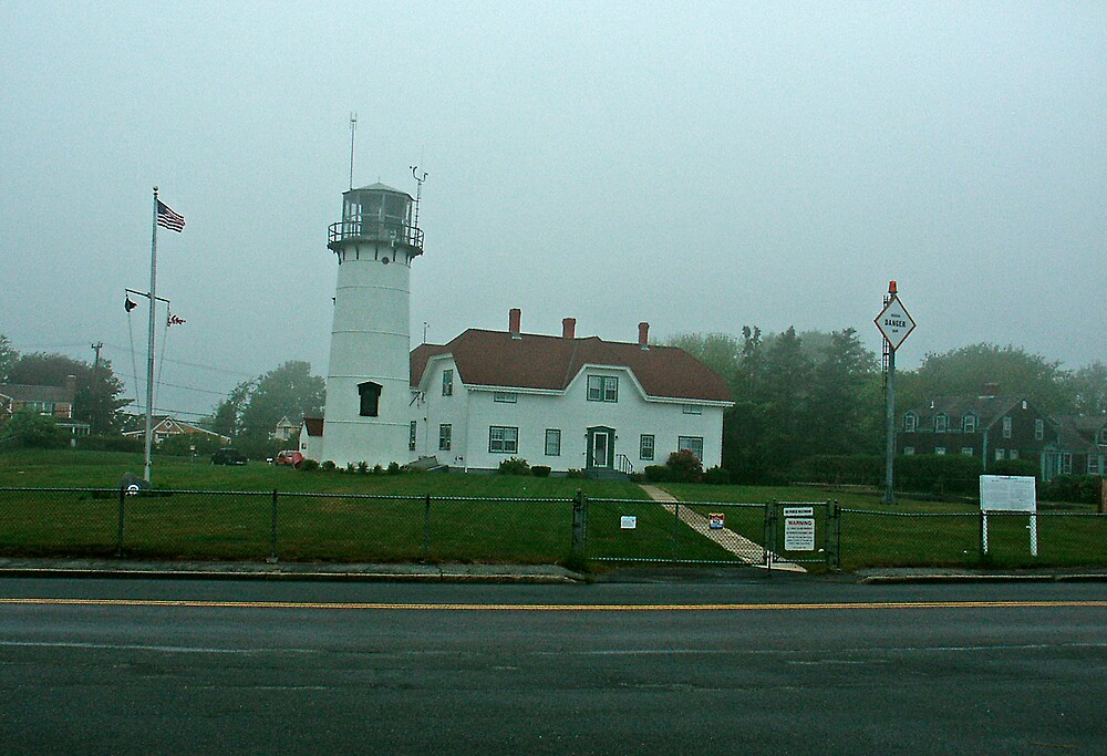 Chatham Lighthouse by Stephen Senter