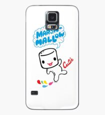 Marshmallow Cutie Case/Skin for Samsung Galaxy