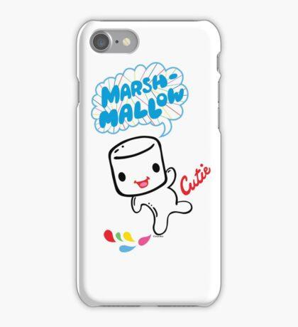 Marshmallow Cutie iPhone Case/Skin