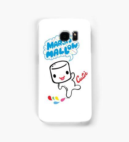 Marshmallow Cutie Samsung Galaxy Case/Skin