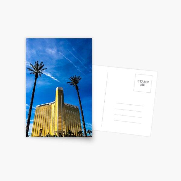 Mandalay Bay - Las Vegas, Nevada Postcard