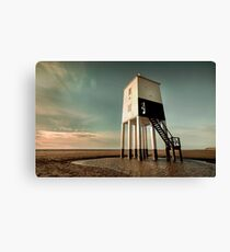 Burnham Lighthouse Canvas Print