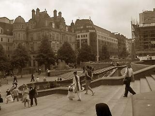 Victoria Square by christinaxt