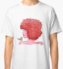 Redhead & Robin Classic T-Shirt