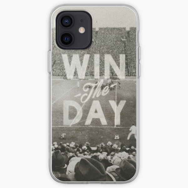 Win The Day iPhone Soft Case