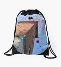 lest we forget Drawstring Bag