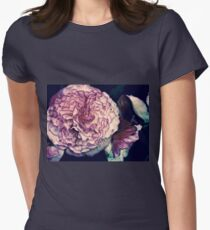 Begonian Rhapsody Womens Fitted T-Shirt
