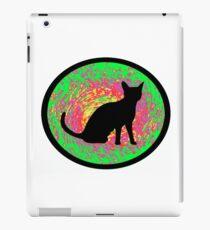 Funky Feline iPad Case/Skin