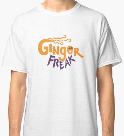 Ginger Freak Classic T-Shirt