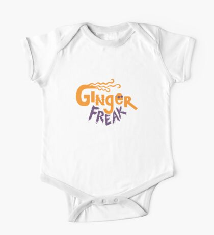 Ginger Freak Kids Clothes