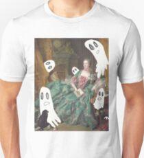 Haunted Madame de Pompadour Unisex T-Shirt
