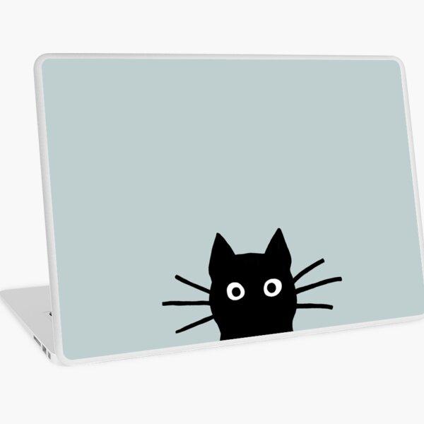t-shirts et décoration pour les amoureux des chats. Skin adhésive d'ordinateur