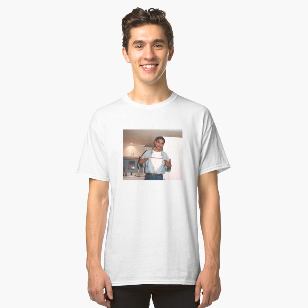 The American Dream - Obama Print Classic T-Shirt