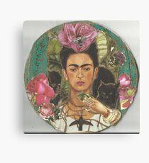Cirque De La Frida Canvas Print
