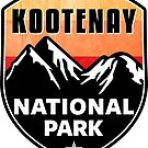 KOOTENAY NATIONAL PARK BRITISH COLUMBIA CANADA HIKING OUTDOORS EXPLORE NATURE by MyHandmadeSigns