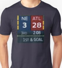 Falcons Lead 28-3 T-Shirt