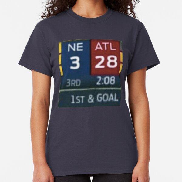6 Rings NE patriots Superbowl Champions LII ATL Bowl Long Sleeve T-Shirt-Navy