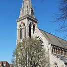 St Matthias, Richmond by Steven Mace