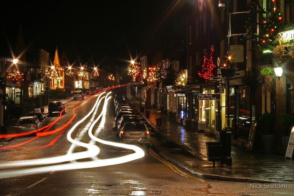 New Year's Day in Cranbrook by Nick Sladden