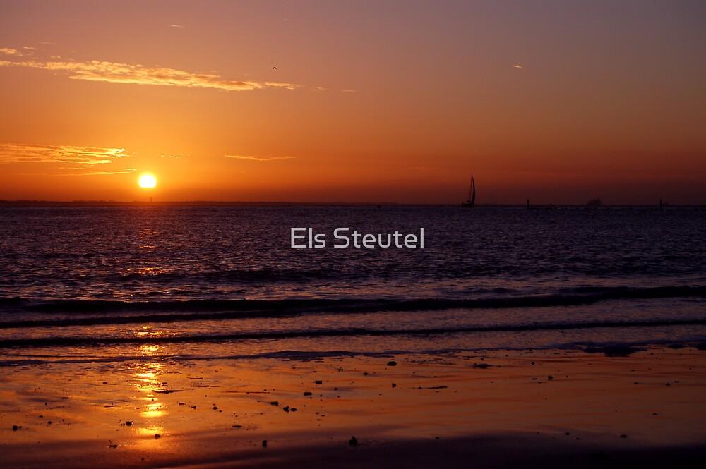 Sailing by Els Steutel