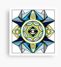Lifted Into Clarity Canvas Print