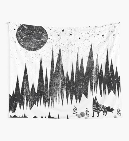Moonshine Wall Tapestry