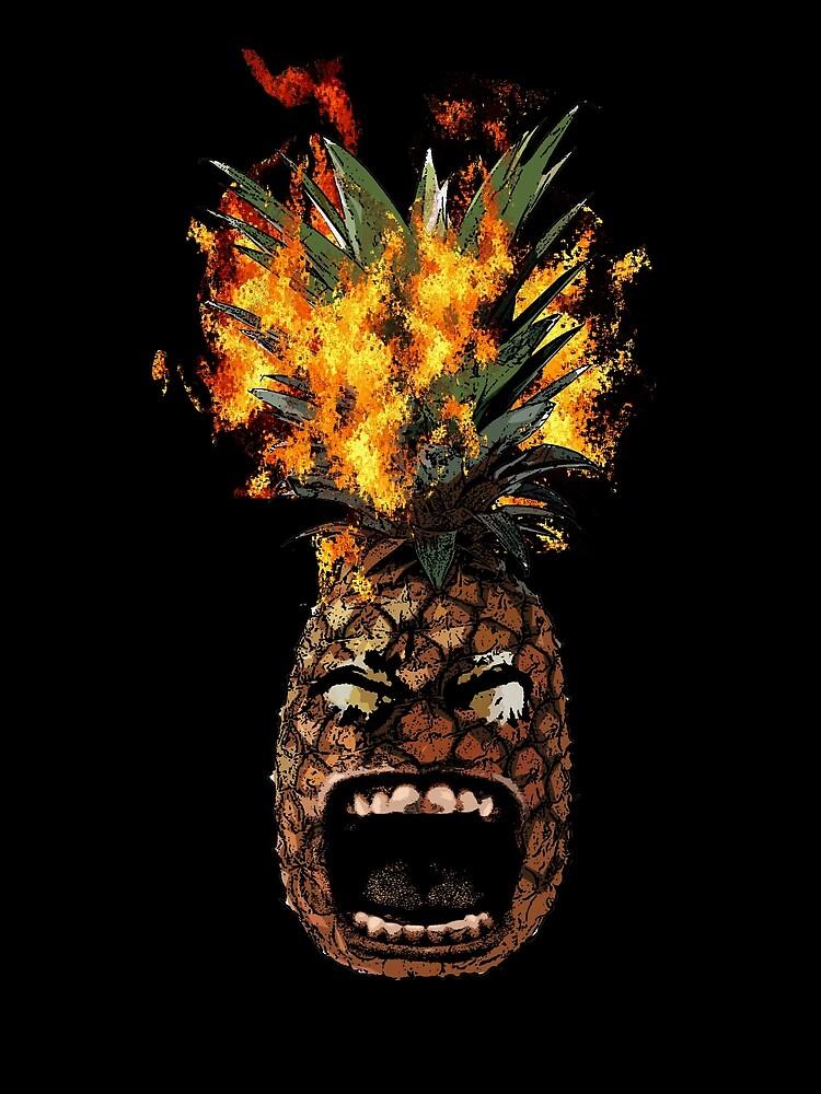 Molotov Pineapple by Bronzarino