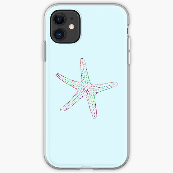 Lilly Pulitzer Star Fish iPhone Soft Case
