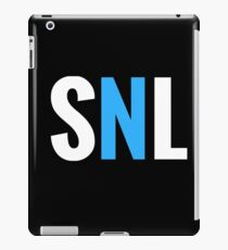 snl turtle  iPad Case/Skin