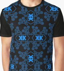 Memetic Warfare Frogs -blue- Graphic T-Shirt