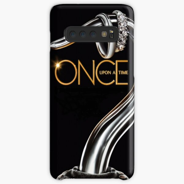 Once Upon a Captain Swan Wedding Samsung Galaxy Snap Case