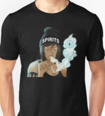 Korra in High Spirits Unisex T-Shirt