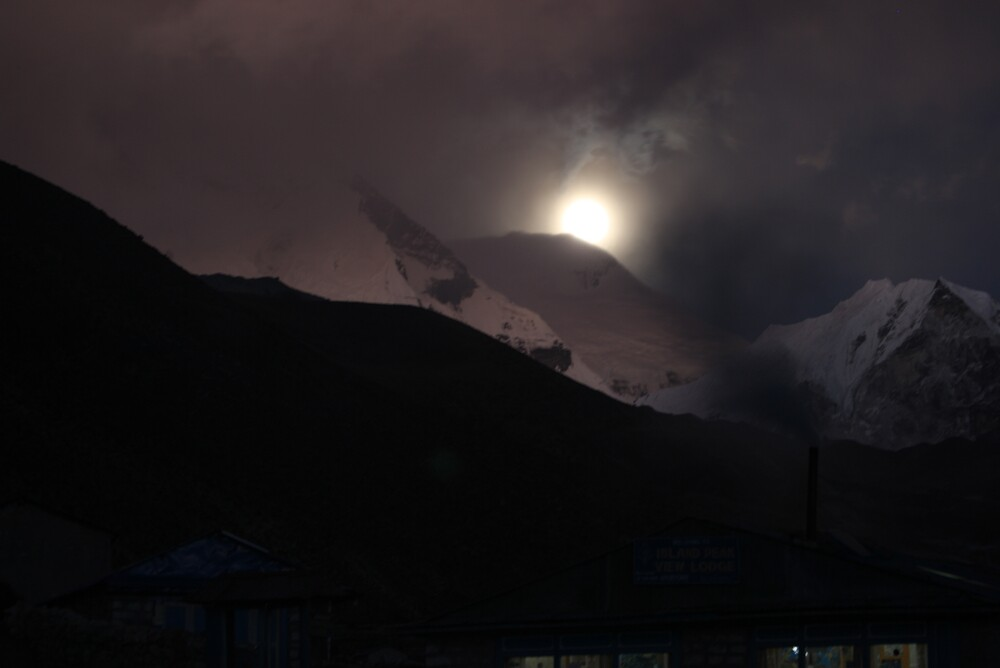 Moonrise by Nawal