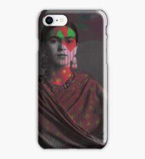 Spirit of art (frida) iPhone Case/Skin