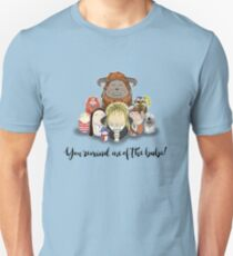 You Remind Me of the Babe - Labyrinth Unisex T-Shirt