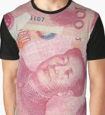 CHINESE YUAN Graphic T-Shirt