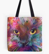 Abstract Catnip (Electric Catnip) Tote Bag
