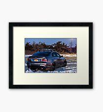 e90 - 1 Framed Print