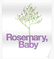 Rosemary, Baby Poster