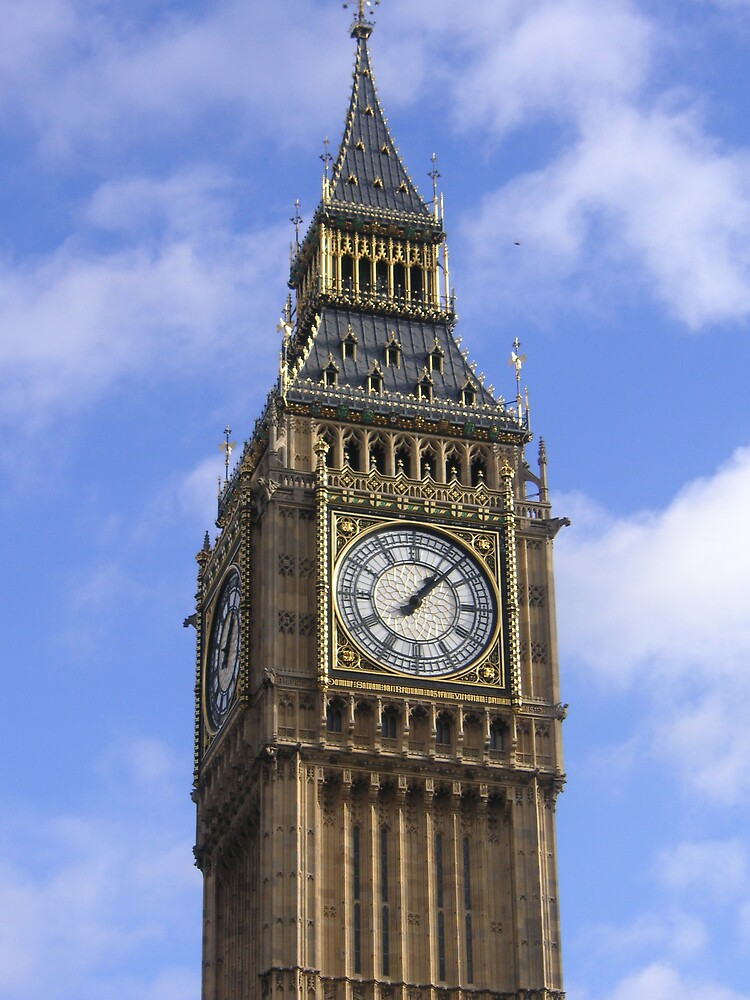 Big Ben by Bex16
