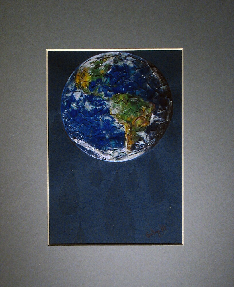 Crying Earth by Evelyn Reinprecht